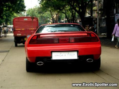 Acura Nsx 2006 by Acura Nsx Spotted In Bombay India On 04 24 2006