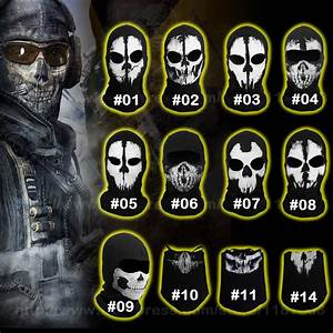 Cod Ghosts Mask Reviews - Online Shopping Cod Ghosts Mask ...
