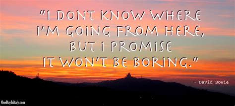Travel Quote: Where Is David Bowie Going?   Italy Travel Planner ? One Day In Italy