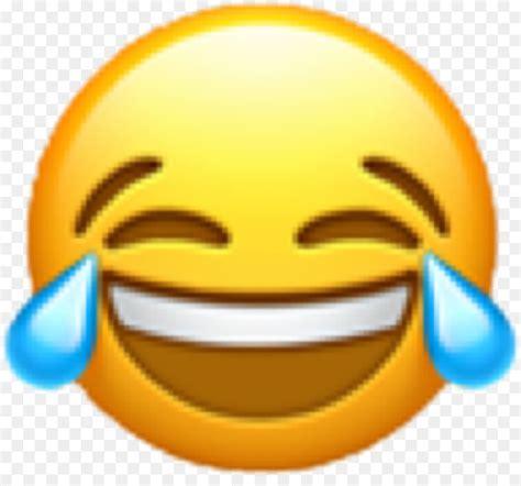face  tears  joy emoji smiley tear png