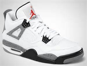 Air Jordan Concrete Image