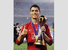 Cristiano Ronaldo won the Champions League for the third