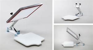 Farbe Für Textilien : siebdruck set f r textilien ideal f r anf nger ~ Lizthompson.info Haus und Dekorationen