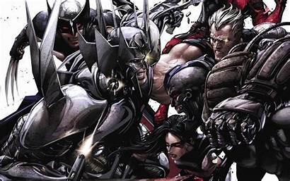 Force Wallpapers Background Comics Deadpool Uncanny Desktop