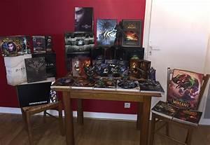 Oxda dévoile sa collection de jeux et produits Blizzard ...