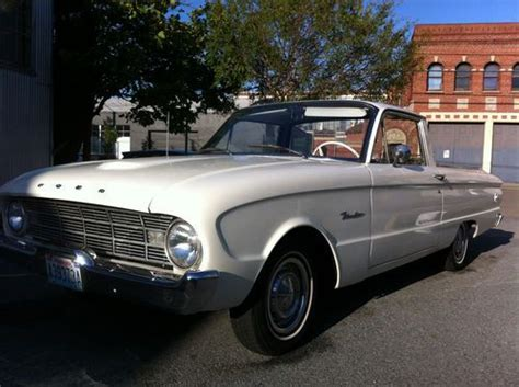 find   ford ranchero great condition amazing