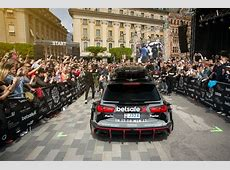 Jon Olsson to Sell His 1,000 HP Gumball 3000 Rally Audi
