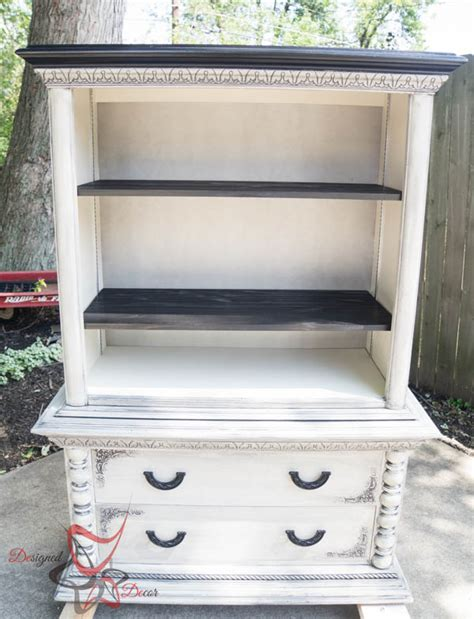 Chunky Dressers Converted To Classy Media Centers
