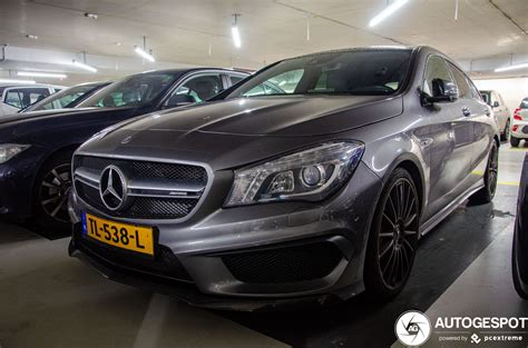 Little by little it is removed from your news section pages publicitarnos not pay for , and you will show only those pages that pay. Mercedes-AMG CLA 45 Shooting Brake X117 - 11 fvrier 2020 ...
