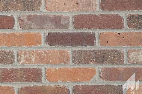 englishpub thin brick veneer manufactured by general shale