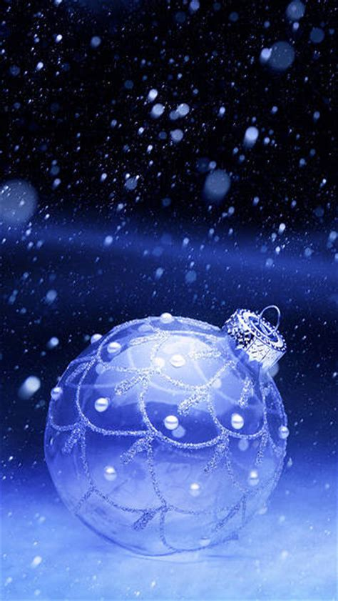 christmas blue iphone   wallpaper gallery