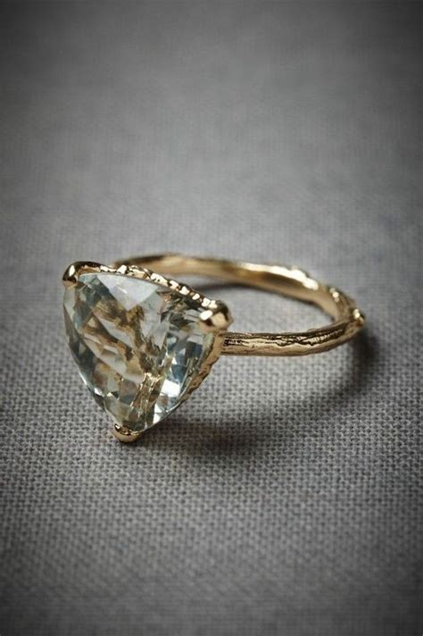 25 ideas about nontraditional engagement rings on