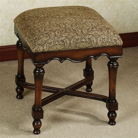 Upholstered Stools For Living Room by Creswick Upholstered Stool Fence Upholstered Stool