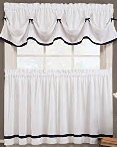 saturday limited kate 57 x 24 tier pair white base color and black trim