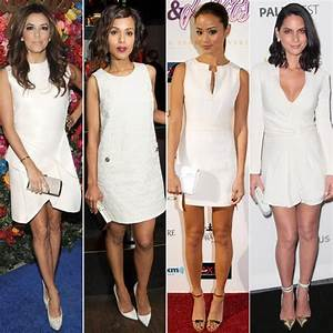 The White Party Celebrity Outfit Inspirations