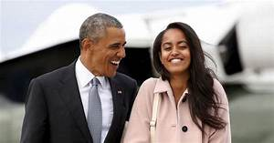President Obama's teenage daughter Malia spotted grinding ...