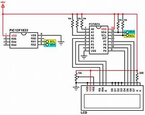 Interfacing Pic Microcontroller With I2c Lcd