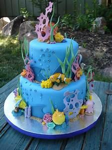 Cake As An Art: Finding Nemo Cake  Cake