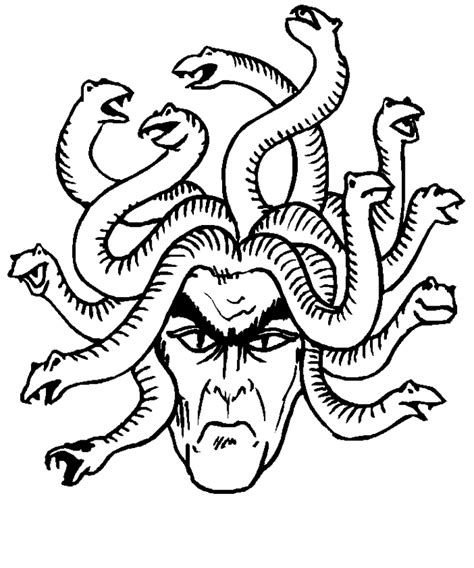 coloring page monster coloring pages
