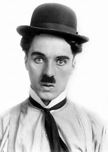 Charles Chaplin... Charlie Chaplin