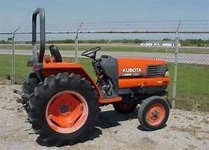 Free Kubota Models L2900 L3300 L3600 L4200 Tractor Repair