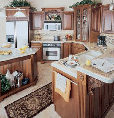 rustic country kitchen cabinets country or rustic kitchen design ideas 4967