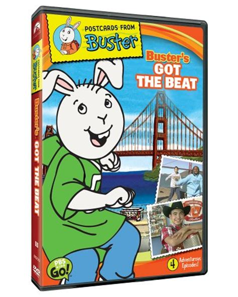 postcards  buster games coast  coast pbs kids