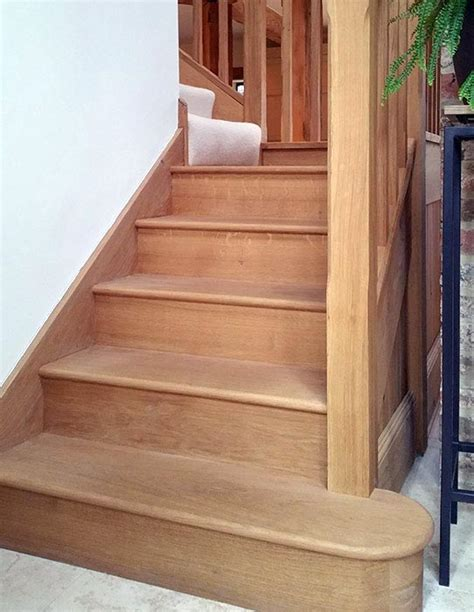 oak step oak staircases add your own or change your existing