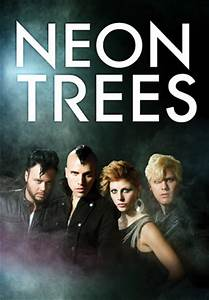 Neon Trees App for iPad iPhone Music app by UMG