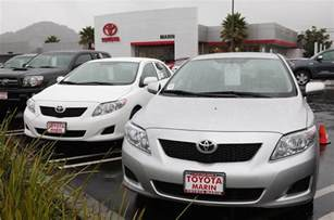 toyota american models why toyota is recalling 5 8 million cars worldwide fortune