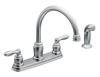 moen kitchen faucets review comprehensive guide
