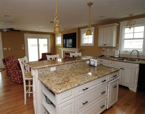 Find the best for our detailed countertop guides were created to help you sort through your countertop ideas and. Granite Counter Tops for Beautiful Kitchen Island in ...
