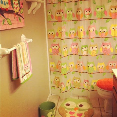 Owl Themed Bathroom Sets by Owl Themed Bathroom Owl S