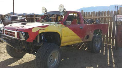 prerunner race truck toyota off road race truck class 7s