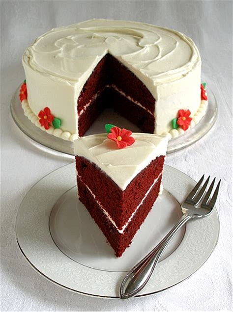 recipe of different types of cakes red velvet layer cake with traditional cream cheese frosting craftybaking formerly baking911