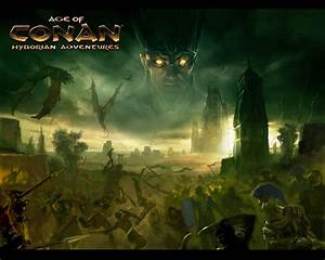 Age Of Conan: Hyborian Adventures Wallpaper and Background ...