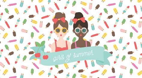 Desktop Summer Girly Wallpapers by The Writing S On The Wall Of Summer