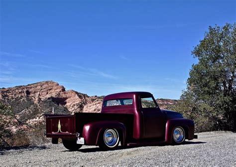1955 ford f100 rod power tour streetrod patina ratrod restomod chopped c10
