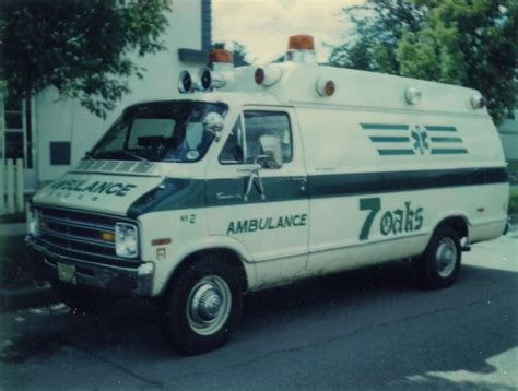 Dodge Ambulance by Early Dodge Ambulance Vintage Ambulances Firetrucks