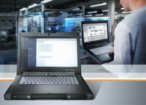 rugged industrial notebooks  efficient automation