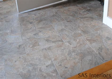 Armstrong Groutable Peel And Stick Tile by Groutable Kitchen Vinyl Flooring Studio Design