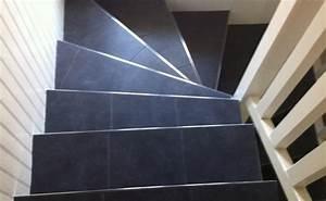 carrelage dun escalier With escalier carrelage