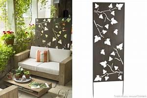 Decoration Jardin Metal : une nouvelle d co pour la terrasse avec le m tal ajour ~ Teatrodelosmanantiales.com Idées de Décoration