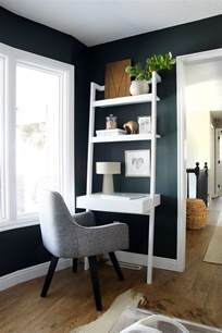 home office ideas for small spaces crate and barrel