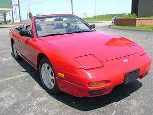 93 - Nissan 240sx Convertible Special Edition