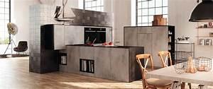 Cuisine quipe luxe cuisine francaise legrand haut de for Idee deco cuisine avec cuisine haut gamme