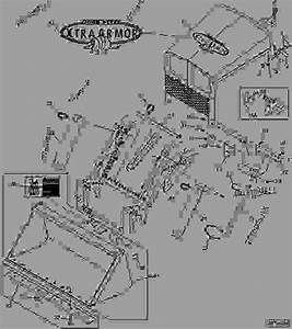 John Deere 460 Loader Parts Diagram