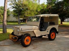 1946 CJ2A Willys Jeep | 1946 CJ-2A Willys Jeep submitted ...