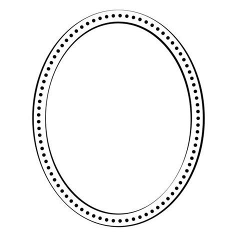 oval dotted border frame ad sponsored affiliate