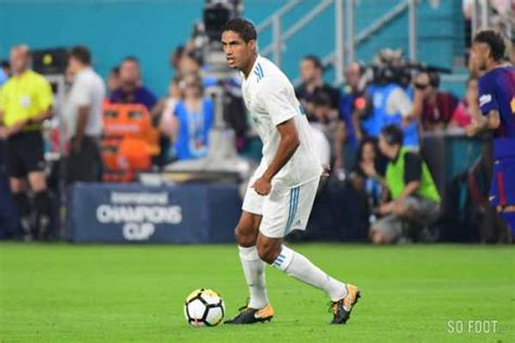 Varane prolonge au Real Madrid / Espagne / Real Madrid ...